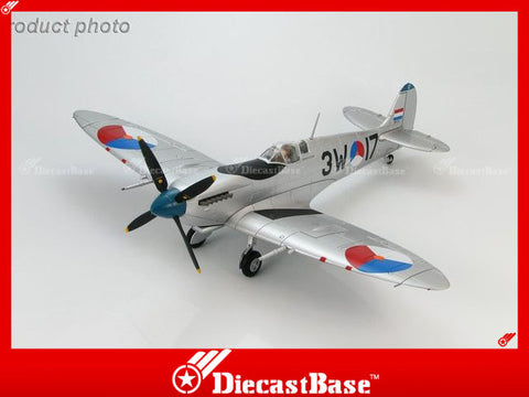 HOBBYMASTER HA8308 1/48 Spitfire LF IX MK732 (PH-OUQ) 322 Squadron Royal Netherlands Air Force Military Propeller