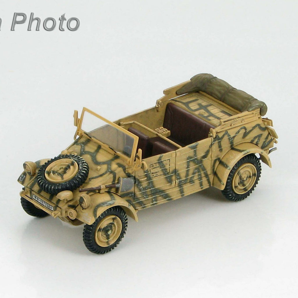HobbyMaster HG1201 1/48 Kubelwagen Type 82 Western Front 1944 Diecast Military Jeep Car