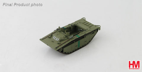 "HOBBYMASTER HG4409 1/72 LVT(A)-2 3rd Marine Amtrack Bttn. ""Beach Green 1"" WWII Military Ground Vehicles Diecast"