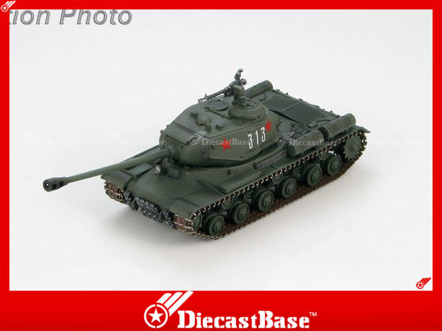 HOBBYMASTER HG7006 1/72 JS-2 Russian Heavy Tank 27th Guards Separate Heavy Tank Regiment 21st Army Vyborg (Viipuri) June 1944 Military Tank Car