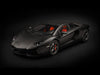 Pocher 1/8 Lamborghini Aventador LP 700-4 Nero Nemesis (Matte Black) HK102 1:8 Scale Model Kit