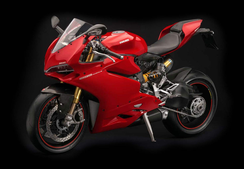 Pocher 1/4 Ducati Superbike 1299 Panigale S HK107 Scale Model Kit