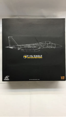 JC Wings 72-F15-001 1/72 F-15 F-15J Eagle 306th Tactical Fighter Jet Diecast Military Aircraft Model
