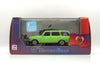 IST Models IST062 1/43 Wartburg 353 W Kombi 1985 (new grill) Green Germany Democratic Republic Diecast Model Road Car