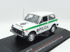 1/43 Lada Niva (VAZ 2121) IST IST118  ~ top view ~ taken by DiecastBase