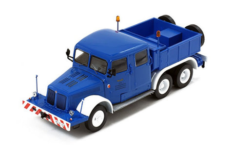 IST IST303T 1/43 Tatra 141 Blue and White 1959 Diecast Model Road Car