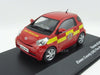 1/43 Toyota iQ J Collection JC169  ~ top view ~ taken by DiecastBase