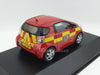 J Collection JC169 1/43 Toyota iQ 2009 Essex County UK - Fire Brigade Diecast Model Road Car