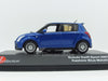 J Collection JC193 1/43 Suzuki Swift Sport 2007 Kashmir Blue Metallic Diecast Model Road Car