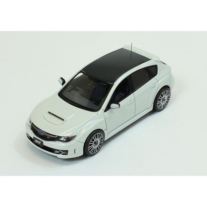 1/43 Subaru Impreza STi J Collection JC219  ~ top view ~ taken by DiecastBase