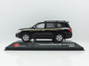 J Collection JC232 1/43 Toyota Land Cruiser 200 VXR V8 2010 Black Diecast Model Road Car