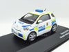 1/43 Toyota iQ J Collection JC247  ~ top view ~ taken by DiecastBase