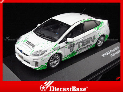 J-Collection JC229 Toyota Prius TEIN version 2008 Diecast Road Car 1:43