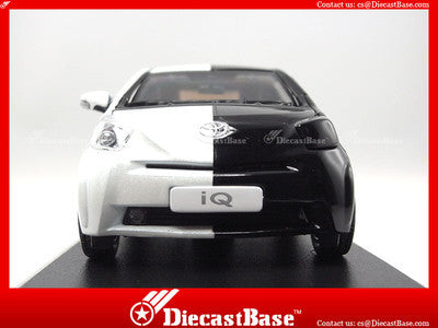 J-Collection JC166 Toyota IQ Geneva International Motor Show 2009 Diecast 1:43