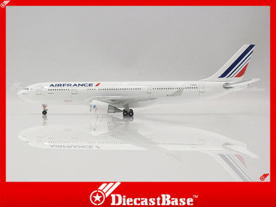 Hogan Wings HG9345 1/400 Air France Airbus A330-200 F-GZCL 1:400 Commercial Aircraft Diecast Plane Model