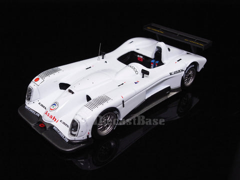 IXO LMM140 1/43 Panoz LMP900 (TV Asahi Team) Test Car 24 Hours of Le Mans 2000 IXO Models Diecast LM Racing Car