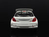 IXO MDCS005 1/43 Peugeot 207 S2000 2011 Rally Spec (2 Set Of Wheels And Tyres) - All White IXO Models Diecast Model Rally Racing Car
