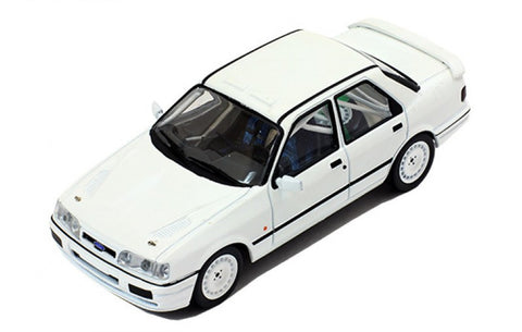 IXO MDCS009 1/43 Ford Sierra Cosworth 4x4 1991 Rally Spec All White Diecast Model Racing Car
