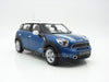 IXO MOC132 1/43 Mini Countryman Cooper S 2011 Metallic Blue & White IXO Models Diecast Model Modern Road Car