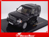 IXO MOC133P 1/43 Land Rover Discovery 4 2010 Black SUV IXO Models Diecast Model Modern Road Car