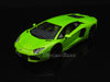 IXO MOC155 1/43 Lamborghini Aventador LP700-4 2012 Lime Green IXO Models Diecast Model Modern Road Car