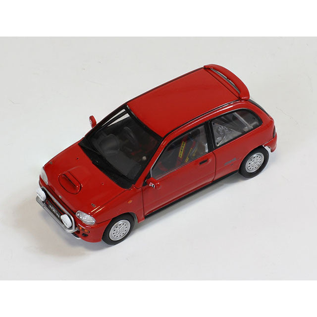 1/43 Subaru Vivio RX-R IXO MOC160  ~ top view ~ taken by DiecastBase