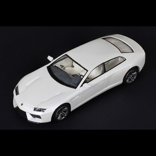 1/43 Lamborghini Estoque IXO MOC176  ~ top view ~ taken by DiecastBase