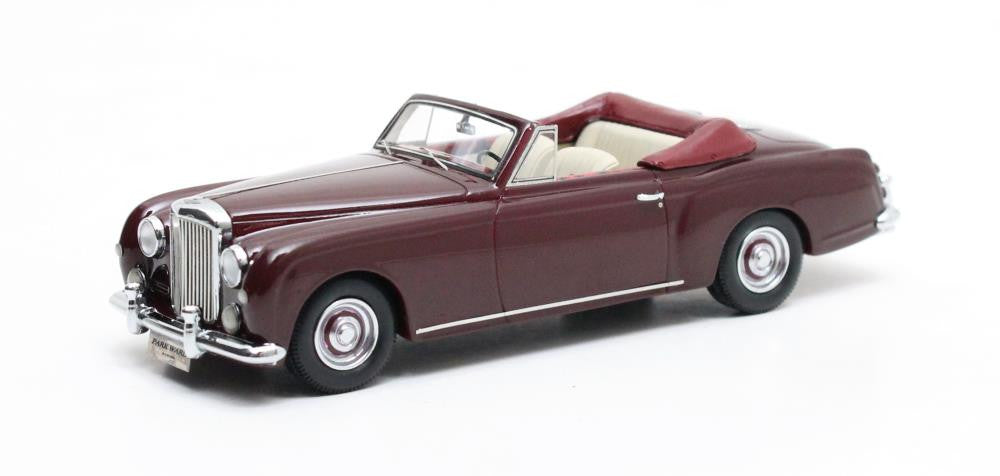Matrix MX10201-041 1/43 Bentley S Continental Park Ward DHC 1956 Resin Model Road Car