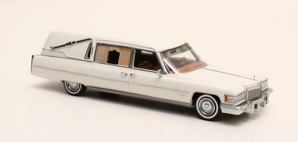Matrix MX20301-341 1/43 Cadillac Superior Sovereign regal Landaulet 1976 Matrix Scale Models Diecast Model Road Car