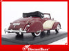 Matrix MX41502-031 1/43 Opel Admiral Hebmuller convertible 1938 Maroon & Ivory Matrix Scale Models Resin Model Road Car