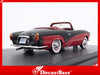 Matrix MX42105-031 1/43 Rometsch Lawrence convertible 1959 black and red Matrix Scale Models Resin Model Road Car