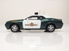 Premium X PR0052 1/43 Dodge Challenger R/T Broward County Sheriff 2009 Police Resin Model Emergency Road Car
