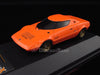 Premium X PR0180 1/43 Lancia Stratos HF Prototype Torino Motor Show 1971 Red Resin Model Road Car