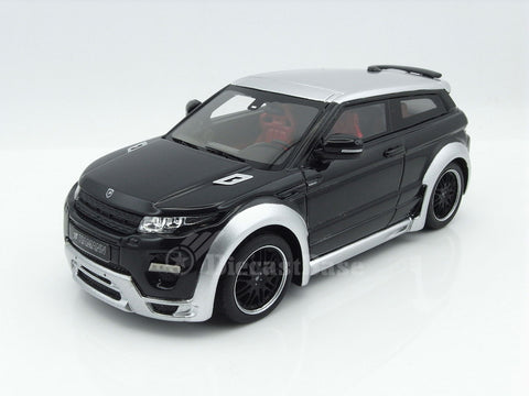 Premium X PR0274 1/43 Land Rover Range Rover Evoque 2012 by HAMANN SUV Resin Model Road Car