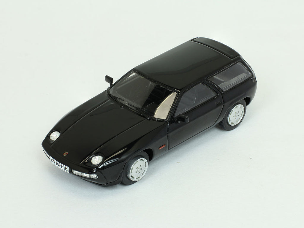 1/43 Artz Porsche 928 S Kombi Premium X PR0381 Model Road Car ~ top view ~ taken by DiecastBase