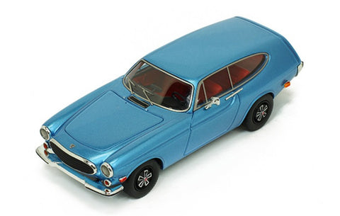 Premium X PR0494R 1/43 Volvo P1800 ES Rocket Blue 1968 Resin Model Road Car