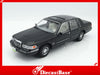Premium X PRD101 1/43 Lincoln Town Car 1996 Black Diecast Model Road Car
