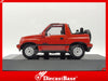 Premium X PRD329 1/43 Suzuki Vitara Convertible 1992 Red Diecast Model Japanese Road Car