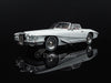 Premium X PRD351 1/43 Stutz Blackhawk Convertible 1971 White Diecast Model Road Car