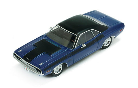 Premium X PRD406 1/43 Dodge Challenger R/T 1970 USA Track Diecast Model Road Car