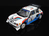 IXO RAC119 1/43 Peugeot 205 Turbo 16V Evo 2 No.5 Peugeot Talbot Sport Team Winner Bosch Rally Acropolis 1986 (World Champion) Juha Kankkunen - Juha Piironen IXO Models Diecast Model Rally Racing Car