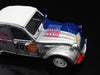 IXO RAC241SP 1/43 Citroen 2CV No.201 Raid Beijing - Ho Chi Minh 2013 B.Peres - A-M.Peres IXO Models Diecast Model Rally Racing Car