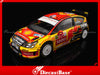 IXO RAM413 1/43 Citroen C4 WRC No.11 2nd Corona Mexico Rally 2010 P.Mills - P.Solberg IXO Models Diecast Model Rally Racing Car