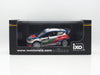 IXO RAM463 1/43 Ford Fiesta WRC No.3 UK Test Kirkbride Airfield 2011 Marco Simoncelli IXO Models Diecast Model Rally Racing Car