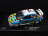 IXO RAM537 1/43 Mitsubishi Lancer Evo X No.0 Geko Ypres Rally 2013 B.D'Hulster - M.Klinget IXO Models Diecast Model Rally Racing Car