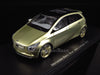 Spark S1056 1/43 Mercedes-Benz Blue Zero Concept 2010 Resin Model Road Car
