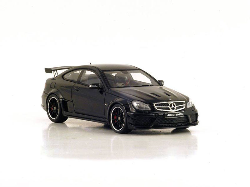 1/43 Mercedes-Benz C63 AMG Spark S1079 Model Road Car ~ top view ~ taken by DiecastBase