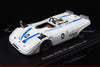 Spark S1170 1/43 Porsche 917PA #0 5th Can-Am Laguna Seca 1969 Porsche Audi - Joseph Siffert Resin Model Racing Car