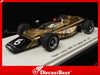 1/43 Lotus 56B Spark S1766  ~ top view ~ taken by DiecastBase