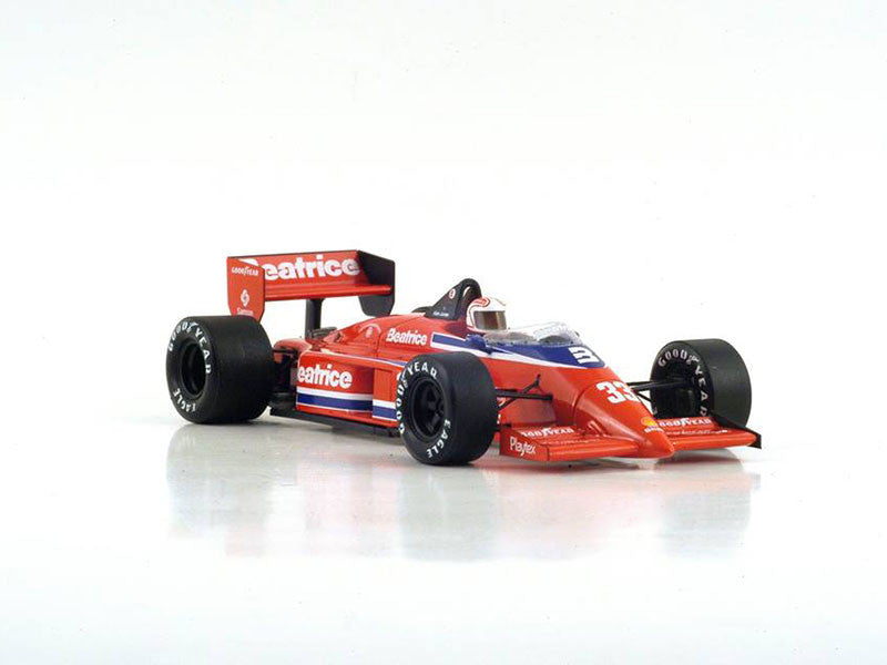 1/43 Lola THL1 Spark S1787 Model Racing Car ~ top view ~ taken by DiecastBase